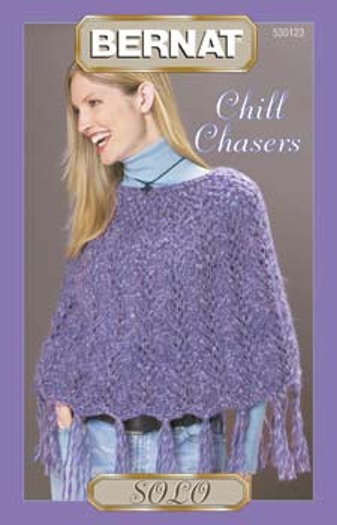 Free Crochet Pattern - Adult Poncho Sweater from the Ponchos