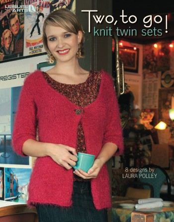b7364300134c LA4689 Two to Go- Knit Twin Sets  9.95