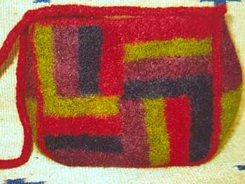 Free Felted Knitting Patterns - Knitting On The Net/Knit A Bit